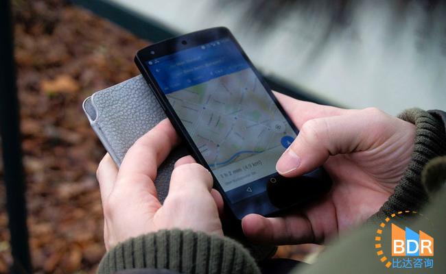 比达咨询:手机地图发展将覆盖场景化服务和车联网