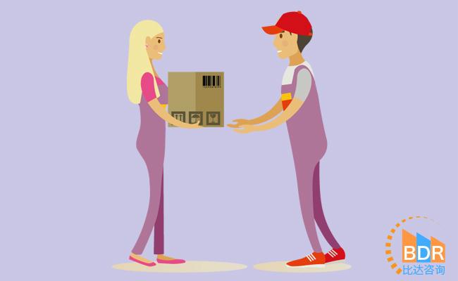比达咨询:即时配送市场美团众包月活用户数最高,达114万人