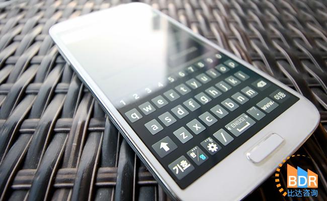 比达咨询:手机输入法市场步入成熟期  用户最爱九宫格拼音输入