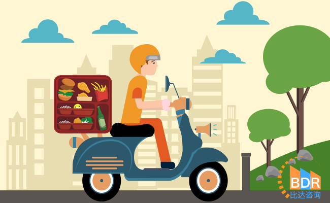 2019Q1餐饮外卖报告:用户规模达3.72亿,美团外卖饿了么覆盖用户均超6成